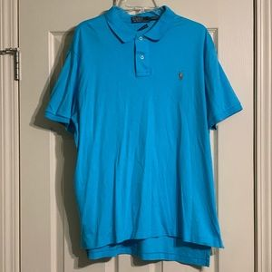 Polo by Ralph Lauren Shirts - Polo Ralph Lauren Pima Soft Touch Men's Shirt XL